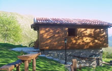 cabaña en Asturias