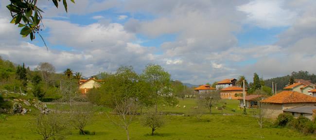 Hotel rural Camangu